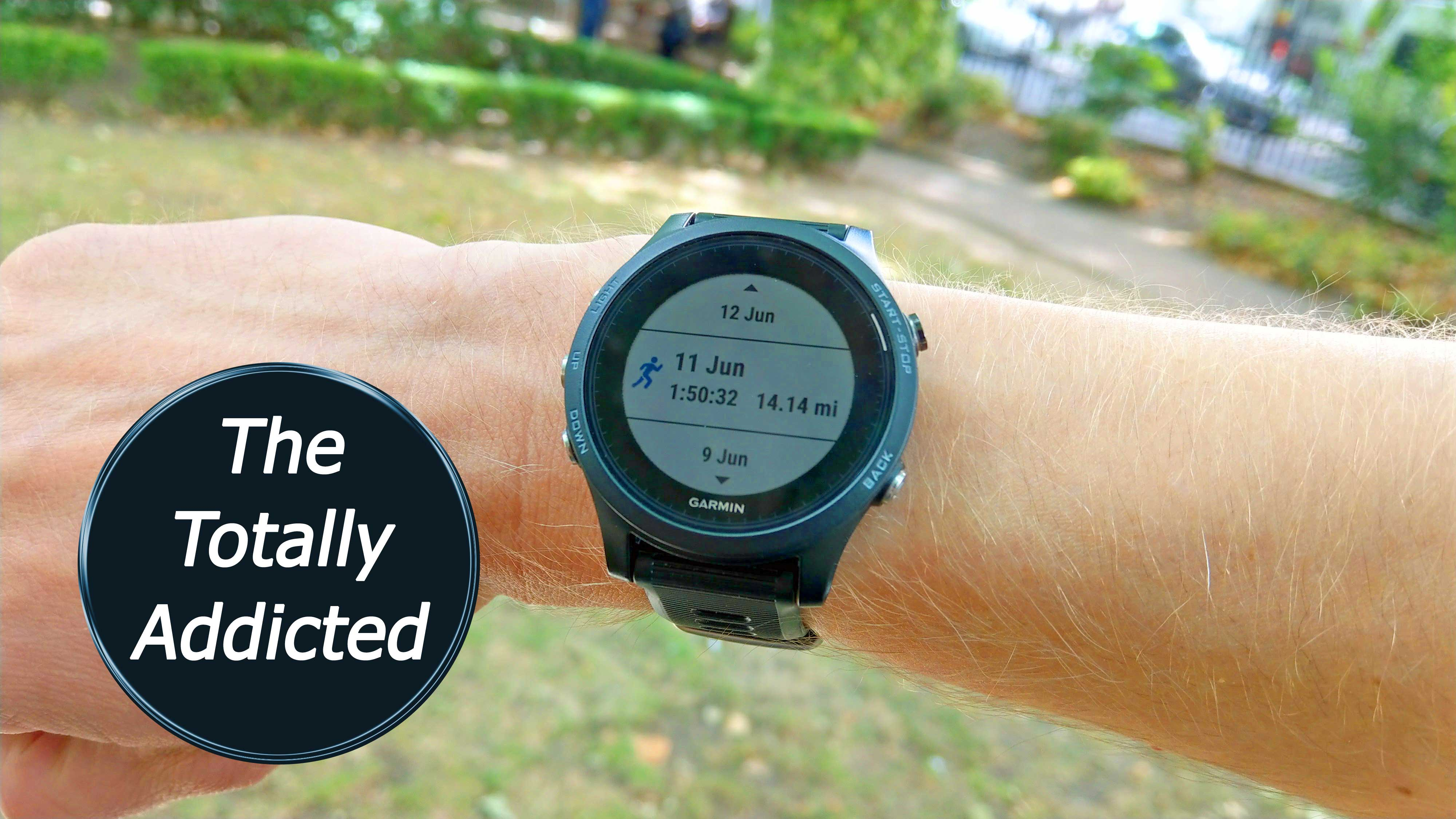 A week with the Garmin Forerunner 935: our fitness fanatic's big