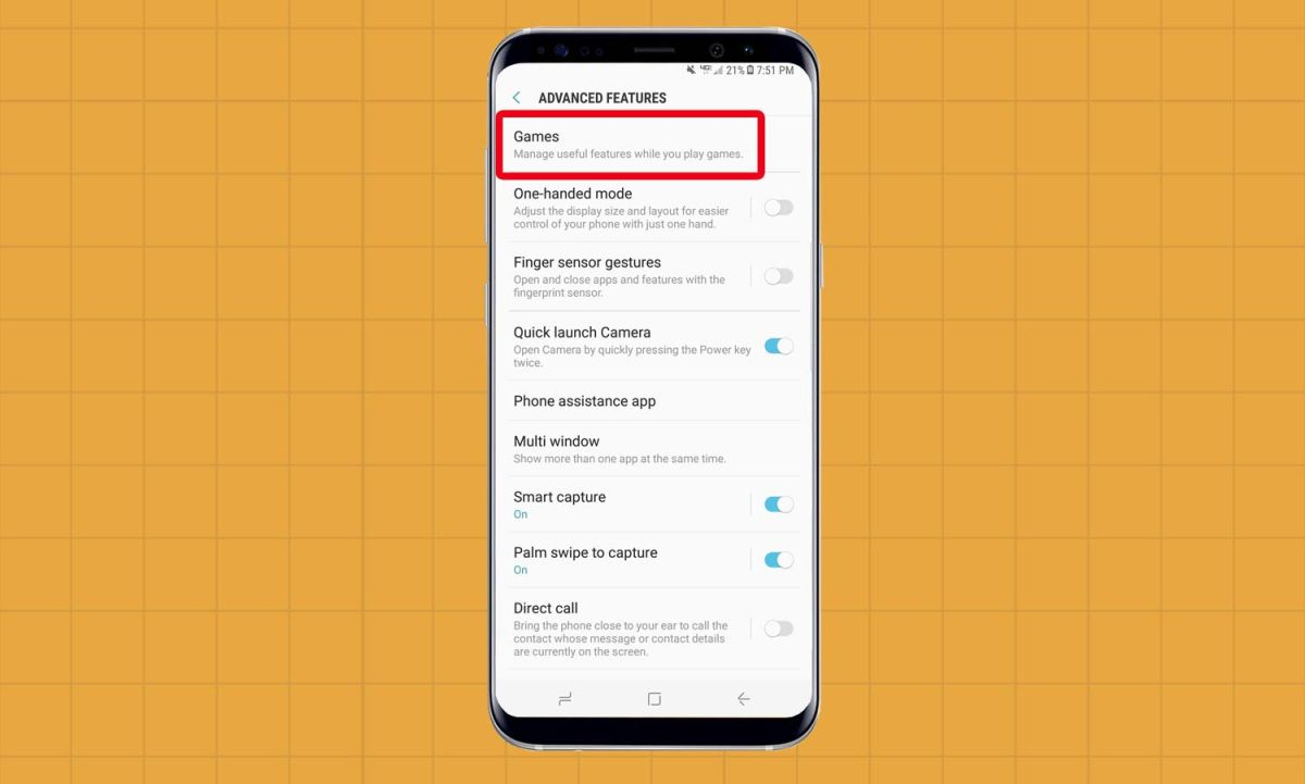 How to Set Up Game Launcher on the Galaxy S8 - Samsung Galaxy S8