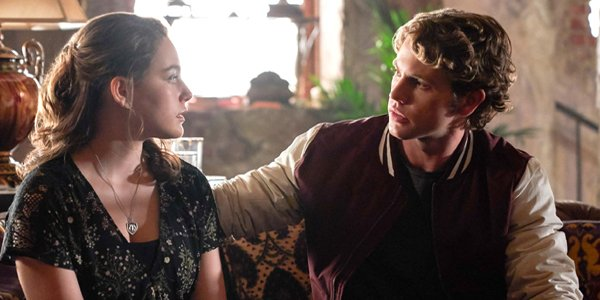 Hope and Roman in The Originals