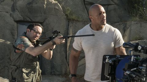 Dwayne Johnson's 'Rampage' Release Date Moved After 'Avengers' Shift class=