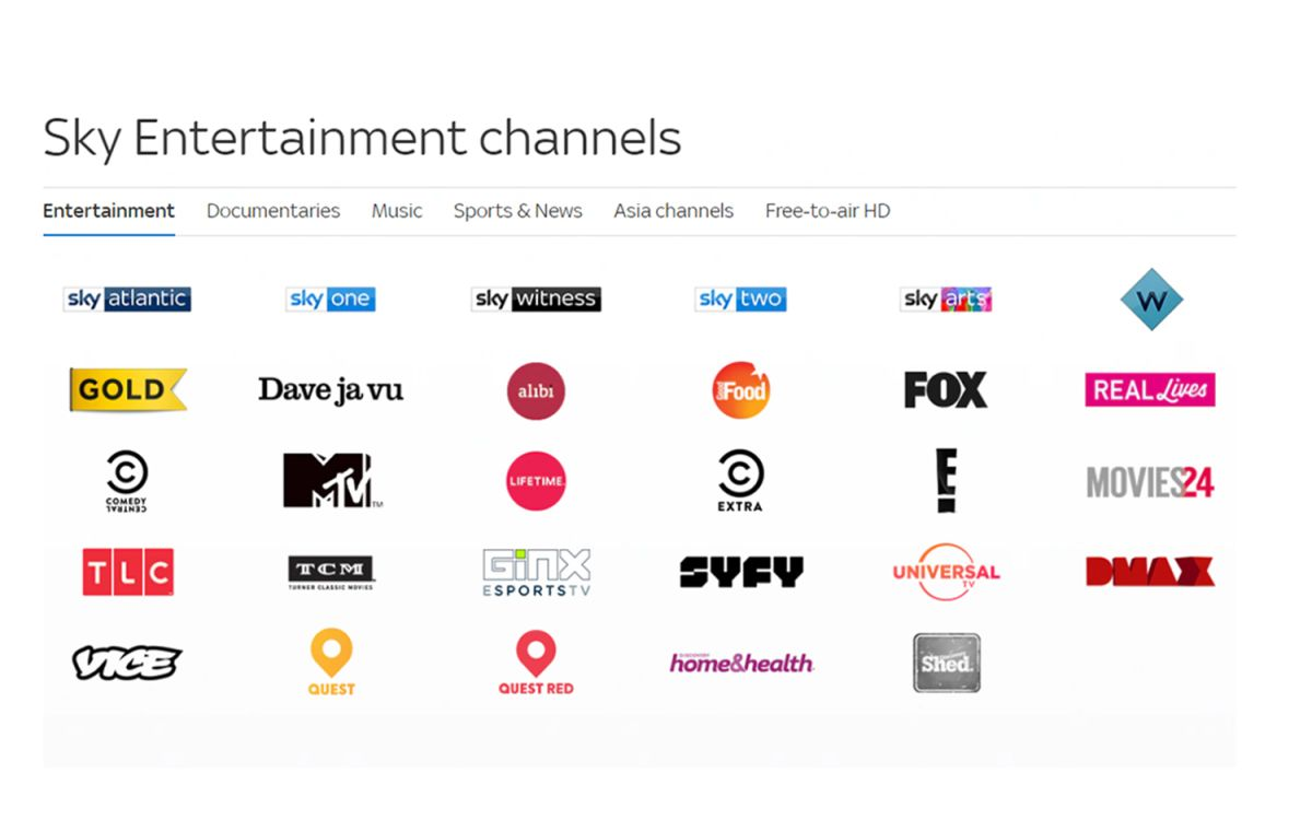 What Is Sky Q? Packages, Channels, Pricing and More | Tom's Guide