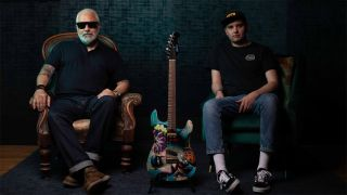 Kithara Guitars Never Give Up electric guitar