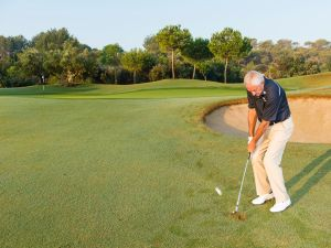 control your greenside spin