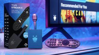 TiVo Stream 4K dongle