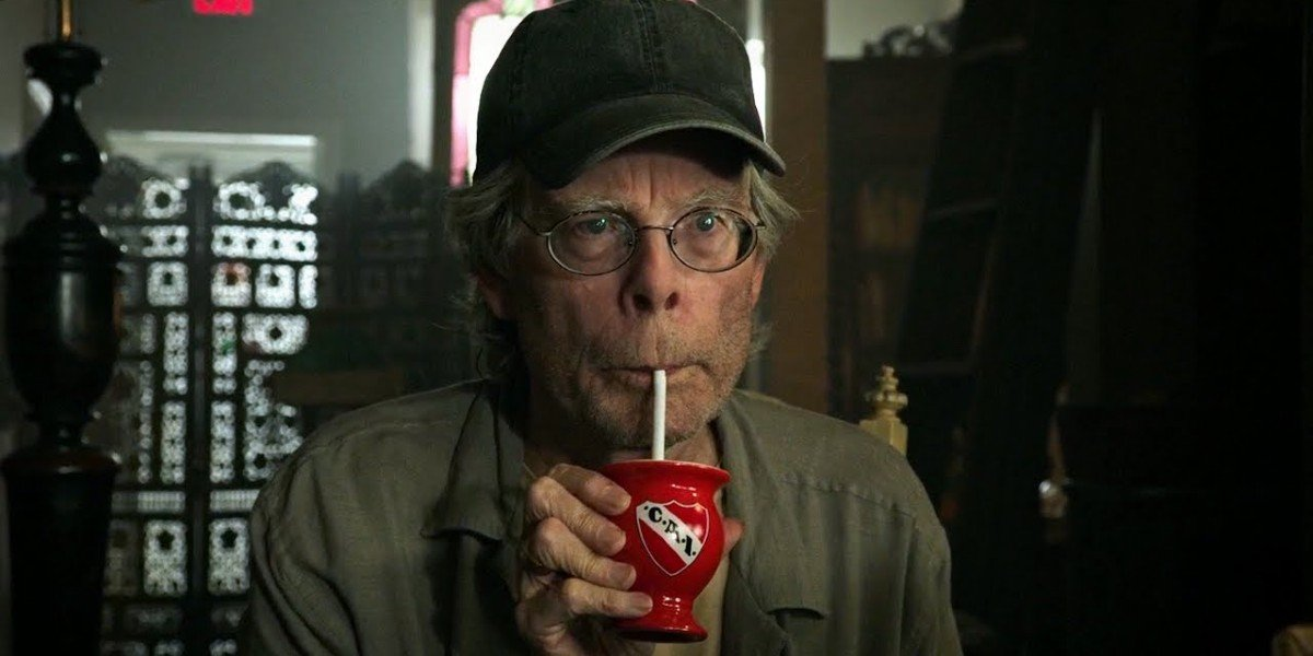 Stephen King Went To The Movie Theater And Says He Feels 'Terrible' About What He Witnessed