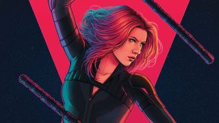 Black Widow #3 variant cover