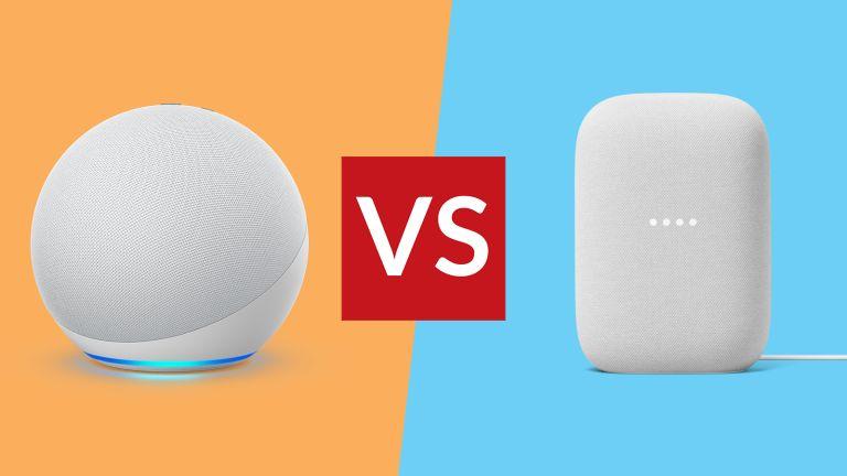 Nest Audio vs Amazon Echo 4th gen