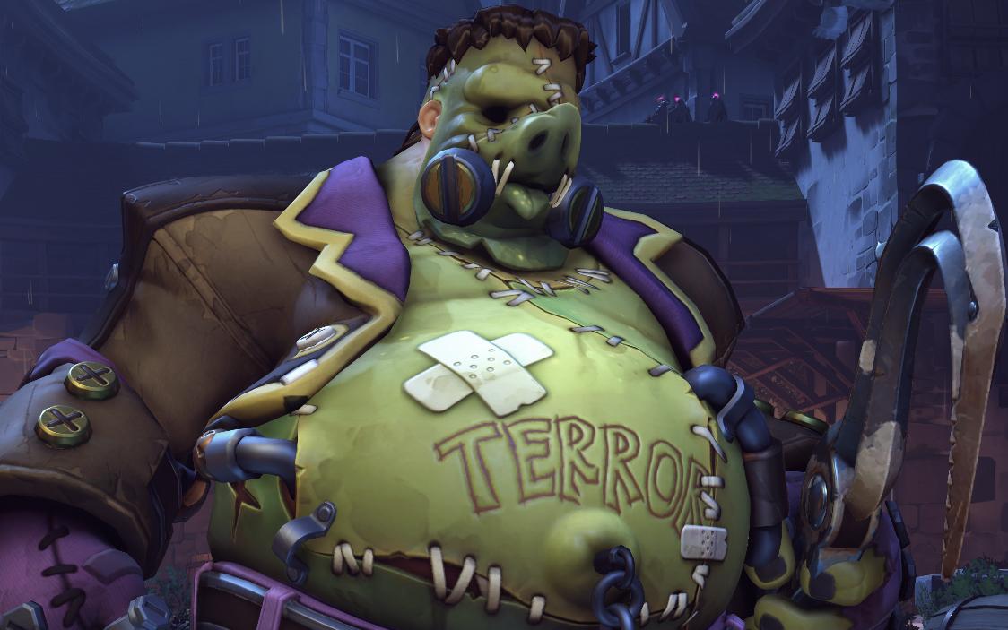 Overwatch Halloween skins: All 12 new Halloween Terror skins   PC ...
