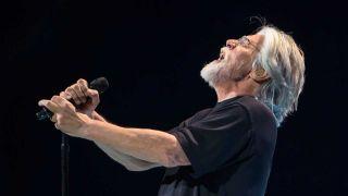 Bob Seger onstage