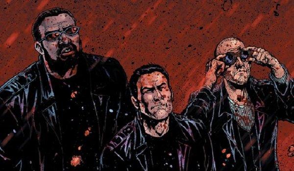 The Boys Dynamite Comics