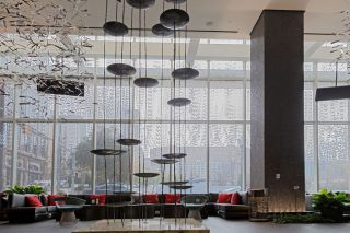 W Hotel, Atlanta Downtown Upgrades 'Living Room' Sound System