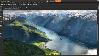 Screengrab of Corel PaintShop Pro 2019