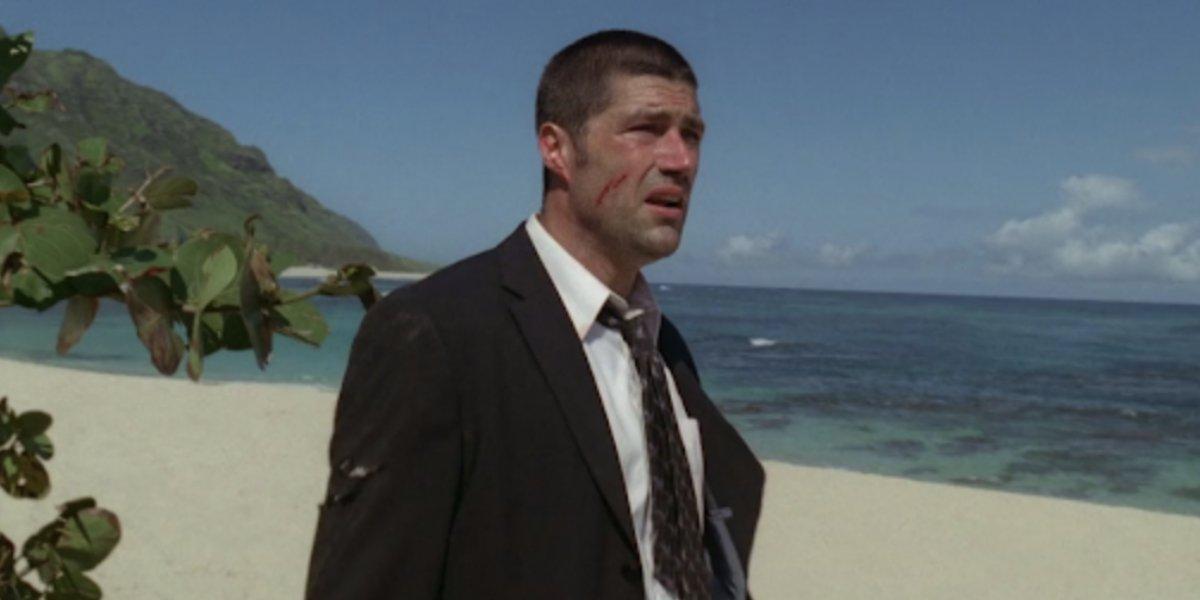 Matthew Fox on Lost