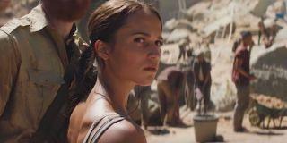 Alicia Vikander Lara Croft Tomb Raider