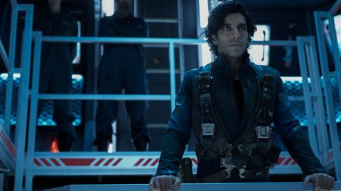 "Keon Alexander as Marco Inaros in Season 5 of ""The Expanse"" on Amazon Prime Video."
