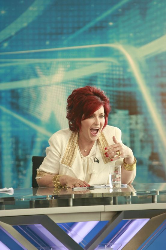 Sharon Osbourne: 'I can't watch the X Factor'