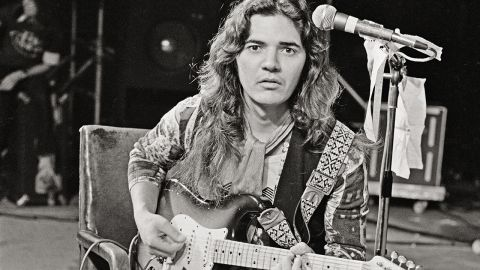 Tommy Bolin photograph