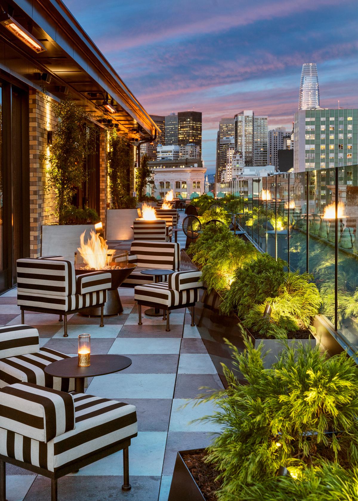 Inside Kelly Wearstler's latest project, the Proper Hotel in