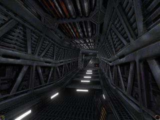 Star Wars Jedi Knight: Dark Forces II AI upscale mod