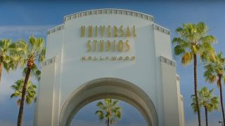 Universal Studios Hollywood front gate