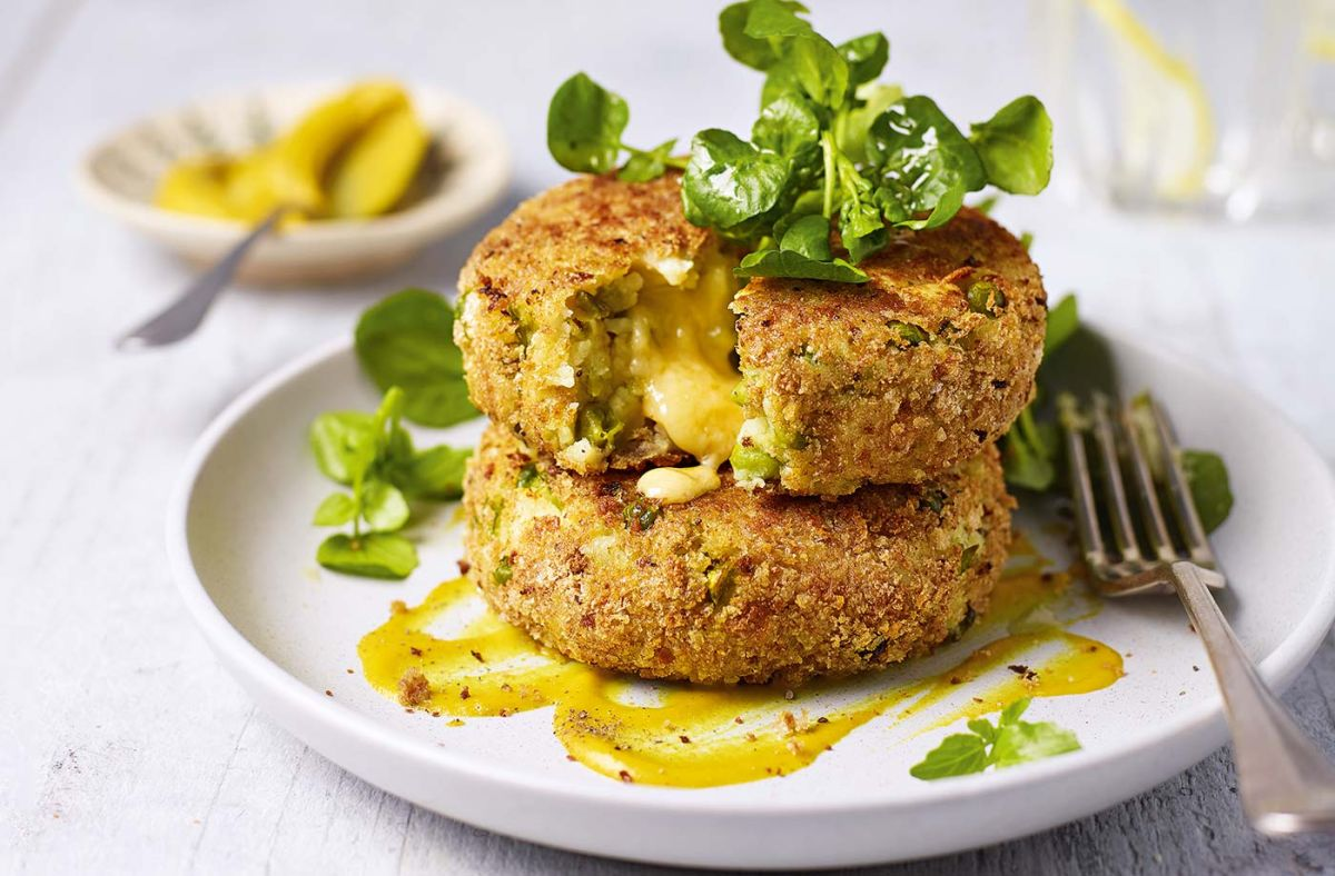 These melting middle cod fishcakes are a must for every menu