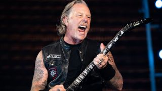 Want to sound like Metallica's James Hetfield? You're in the right place