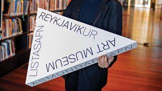 karlssonwilker's logo design for the Reykjavík Art Museum