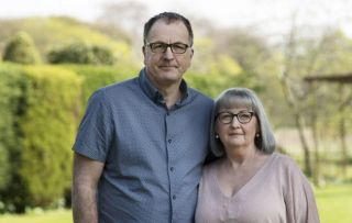 The Murder of Rhys Jones: Police Tapes. Shows Rhys' parents Steve and Mel