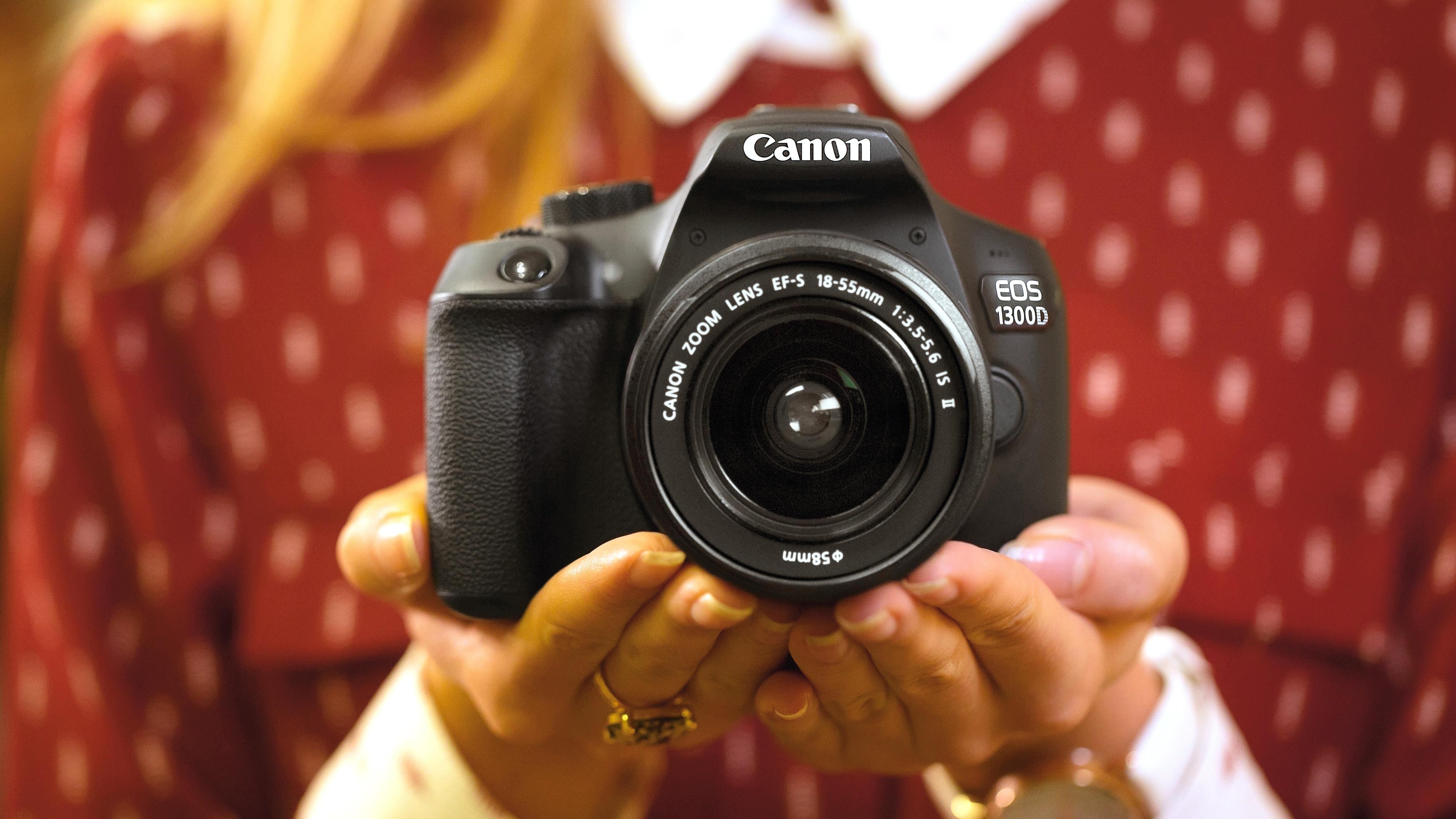 Canon Eos Rebel T6 Eos 1300d Review Techradar