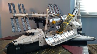 Lego's NASA Space Shuttle Discovery set is every space geek's dream.