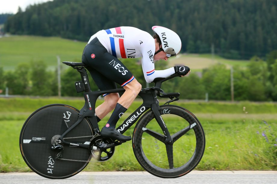 Racing in Yorkshire is all the motivation Geraint Thomas needs