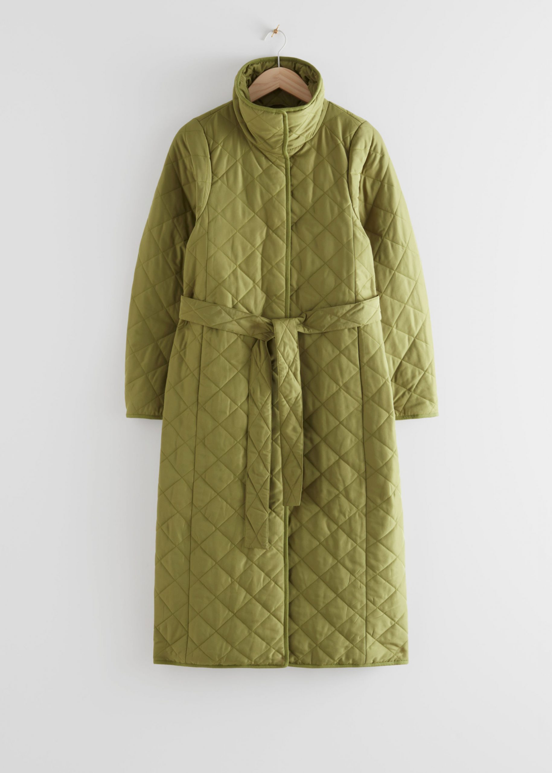 Quilted coat, other stories