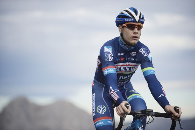 Antoine Demoitié (BEL/Wanty-Groupe Gobert)  Pro Cycling Team Wanty-Groupe Gobert   Pre-season Training Camp january 2016