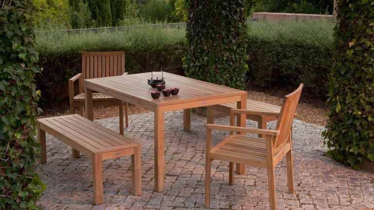 How To Clean Wooden Outdoor Furniture, How To Clean Outdoor Furniture Wood