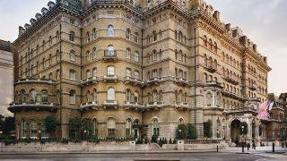 The Langham Hotel features in Britain's Most Luxurious Hotels.