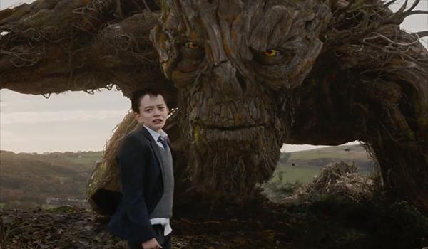 A Monster Calls Lewis MacDougall