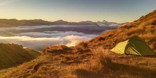 tente 4 saisons mountain hardwear 1 place