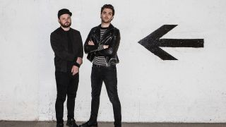 PRess shot of Royal Blood