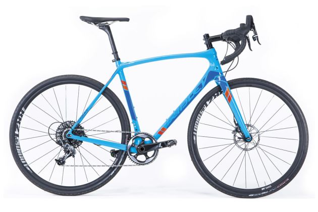 Ridley X-Trail Carbon SRAM Force1 HDB