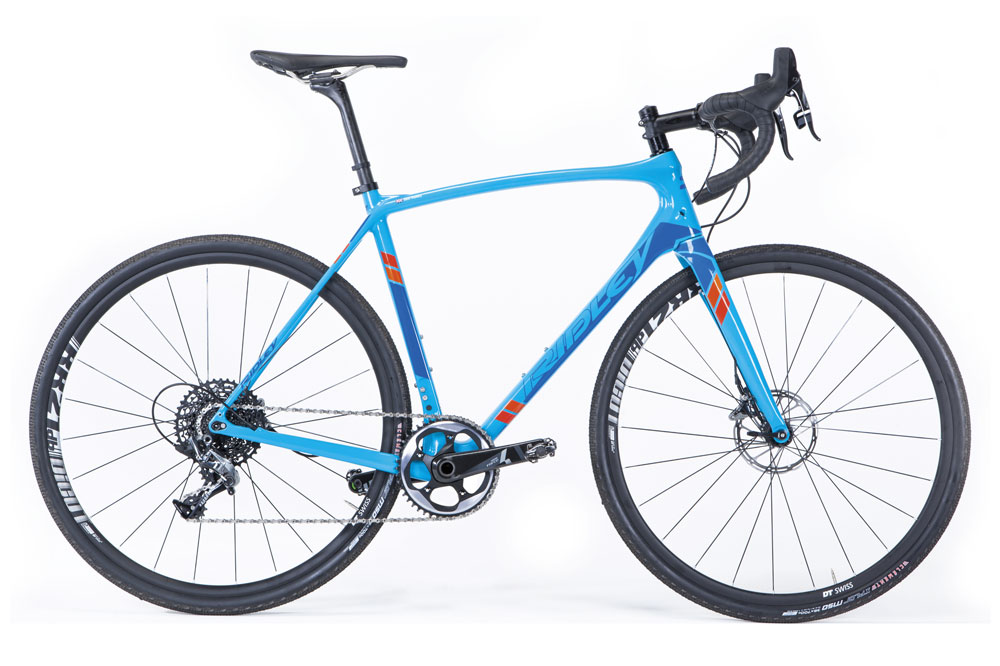 488872ea8ca Ridley X-Trail Carbon SRAM Force1 HDB review - Cycling Weekly