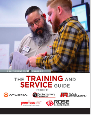 Training & Service Guide