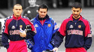 Jose Mourinho, Barcelona
