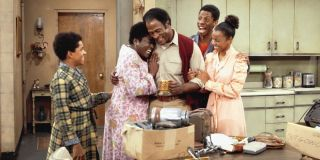 The cast of Good Times
