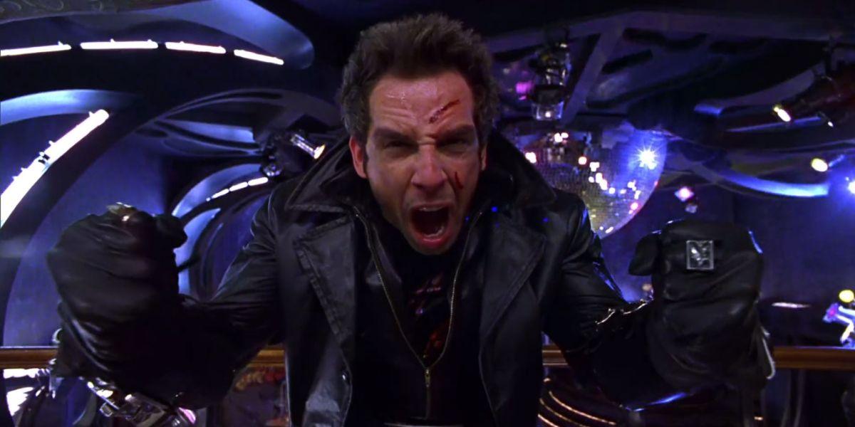 Ben Stiller as Mr. Furious in Mystery Men