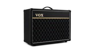 Vox AC15 Custom Vintage Black