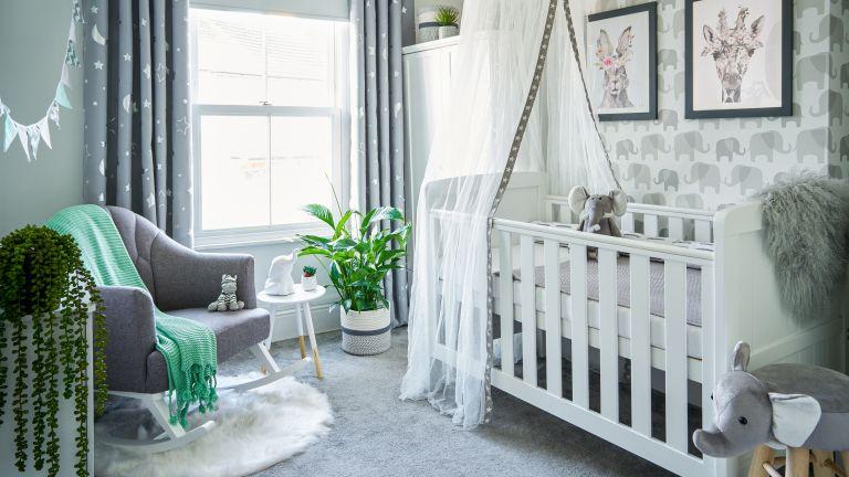 Gender Neutral Nursery Ideas Dani Dyers Nursery Room Styled By Wayfair