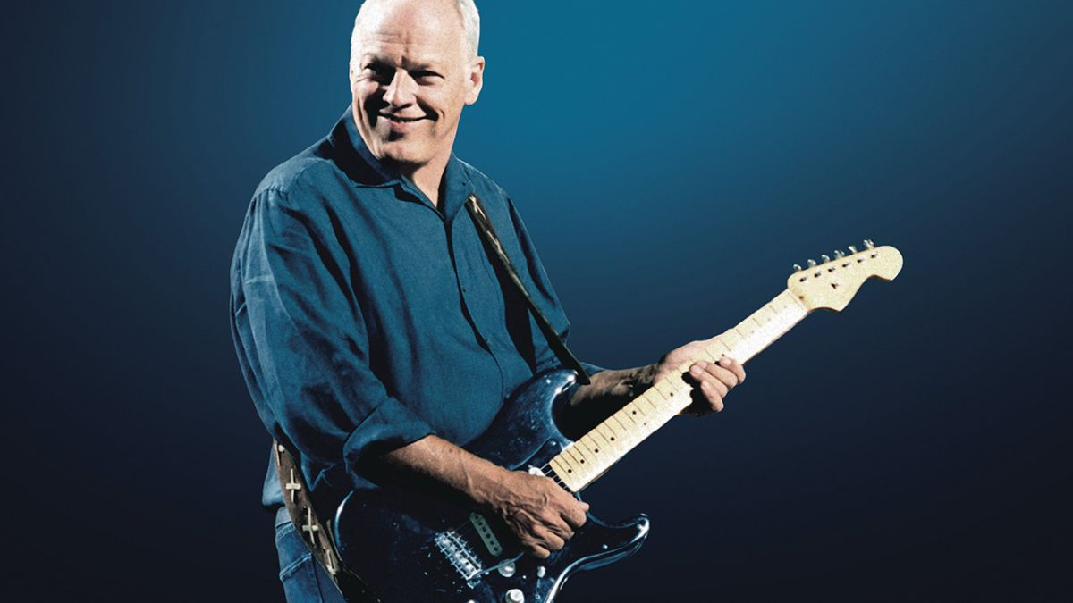 """David Gilmour reflects on """"loudmouth"""" Storm Thorgerson and his work with Pink Floyd"""