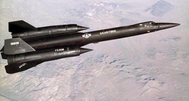 هواپیماهای مافوق صوت | Lockheed YF-12