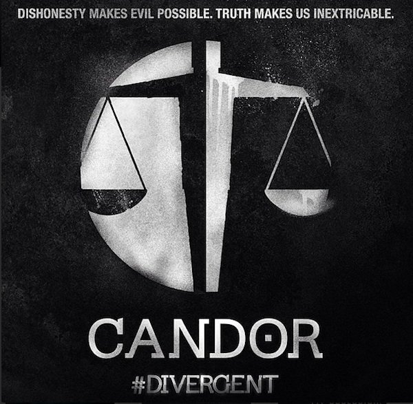 Divergent Movie Faction Symbols Emphasize The Divide In Society