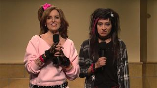 Tina Fey on Saturday Night Live